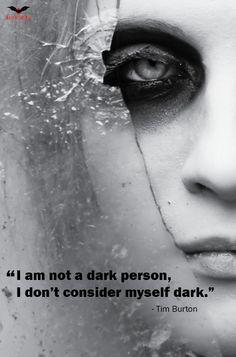 Dark or not dark, we love your work, Tim Burton!