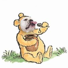 Watch your step today, Pooh's everywhere #WinnieThePoohDay #