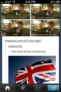 The royal family everybody