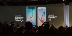 "Samsung Mobile has reveled its brand new smartphone called ""Samsung Galaxy S6 and Galaxy S6 Edge"" at Mobile World Congress in Barcelona, Spain."