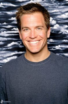 Anthony DiNozzo... you steal my heart every single night.