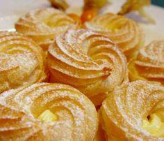 Bistro u starej mamy - recepty, rady a chute života: Venčeky Snack Recipes, Cooking Recipes, Snacks, Czech Desserts, Russian Recipes, Christmas Baking, Chips, Sweets, Cookies