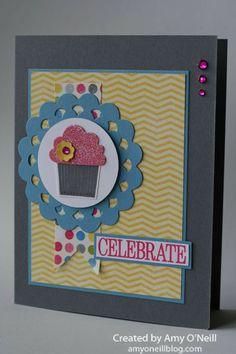 Cupcake card :D