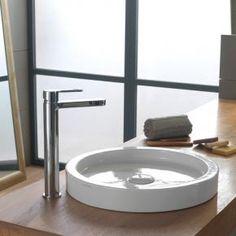 Scarabeo Bucket countertop washbasin Ø 35 cm  > 147 euros