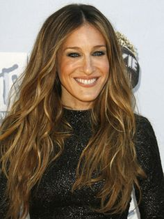 Sarah Jessica Parker (Carrie Bradshaw)'s Long Waves #VisibleChangesSalons loves it!