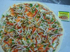 ... about Pizza Pizza! on Pinterest | Greek pizza, Pizza and Thai pizza