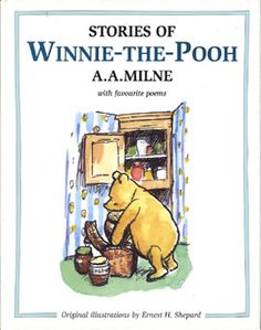 Like all Winnie-the-Pooh books - get older editions