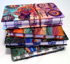ThreadsApart ~ unique bespoke, handmade heirloom books, journals and cards. All uniquely made to order for any special occasion.