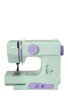 Mystical Mint Sewing Machine by Janome Sewing on @HauteLook