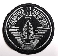 Stargate-Command-Special-Forces-Logo-4-034-Uniform-Patch-FREE-S-amp-H-SGPA-05