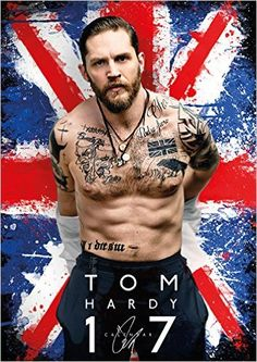 This is the cover photo for a Tom Hardy 2017 calendar. Which I need to find out how I can buy 1 A.S.A.P.