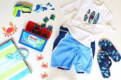 Things To Pack In Your Pool Bag & Tips to Care For Swimsuits | @kimbyers TheCelebrationShoppe.com
