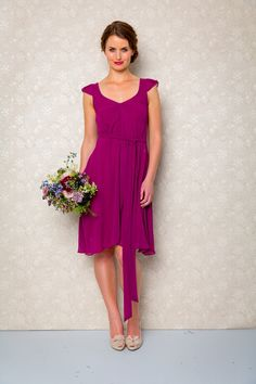 Victor   amelie paperswan bride bridesmaids dresses truly and madly www.trulyandmadly.com
