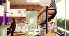 Interiordesign #kitchen
