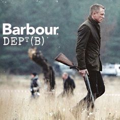 Barbour Commander Jacket