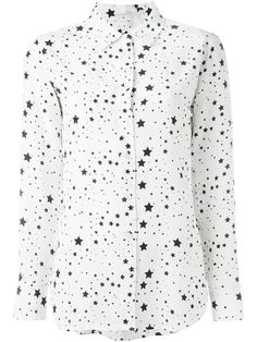 Equipment Kate Moss For Equipment Star Shirt 656b04a0e5a32