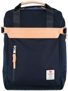 Zwei Mademoiselle.m Rucksack Rucksack Laptoptasche Tasche Nubuk-petrol Grün Attraktive Mode Büro & Schreibwaren Rucksäcke