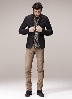 IKKS Men   Mode   Vêtements Homme   Collection Automne-Hiver Luv the fabric  on 1a0a82bd10ae