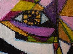 Acrylique et cerne relief sur toile, venez découvrir d'autres oeuvres sur : http://www.artmajeur.com/fr/artist/solodesign/collections