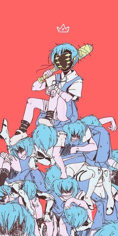 Rei Ayanami GIF by gaulllimaufry Destrui aquélla imagen de mi cientas de veces, pero aún no parecía ser suficiente.