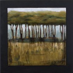 ~*~Give the gift of art~*~ Works under $1,500~*~ Michael Klung   Regrowth II   Mixed Media on Plexi   18 x 18   $720 Russell Collection Fine Art Gallery :: Austin, Texas