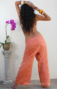 Apricot pants