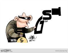 GST Senjata Baru  #malaysia #corruption #gst #weapon