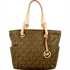 Michael Kors Signature Tote. I love it!!!