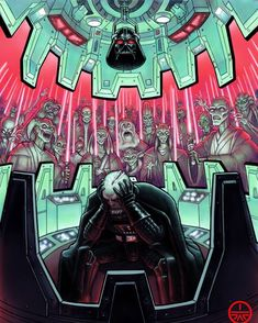 Vader's Regret. . #starwars#darthvader#starwarsart#jedi#sith#lucasfilm#thelastjedi#starwarsfan#disney#lightsaber