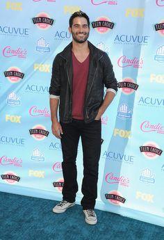 Tyler Hoechlin - Teen Choice Awards 2013