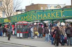Camden Market London. Read all about our favourite markets right here: http://londonliving.at/londons-top-5-markets/