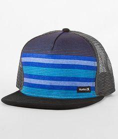 Hurley Warp 3 Trucker Hat Men s Hats 1334dff52d3