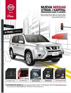 Campaña DINISSAN Nueva Nissan Extrail i Kapital