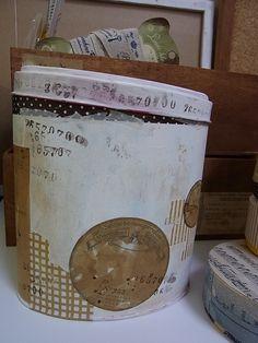 缶リメイクの画像