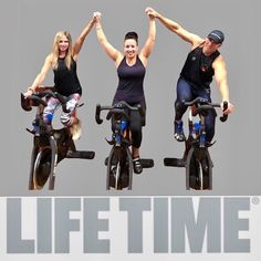 Each October, Life Time Fitness holds a cycle competition to encourage members to take cycle classes offered at all of their locations nationwide.  And each October, my friends and I have a friendly competition to see who can take the most classes at our location at Lifetime Athletic Atlanta.  Kendra Whittemore, Dave Bittenbender, and I rounded out the top three members with the most cycle classes at Life Time Athletic Atlanta with a combined total of 199 rides between us.  #LifeTimeFitness
