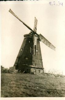 Krenzow Vorpommern 1934