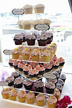 New York Cupcakes, yum!  Amy Walton Photography