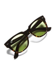 Ray-Ban Meteor Sunglasses.