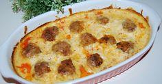 O kuchni z uczuciem : Pulpety pieczone w sosie serowym