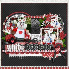 The White Rabbit - Scrapbook.com