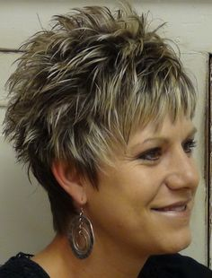 Short Hairstyles for Women Over 50 with Thin Hair
