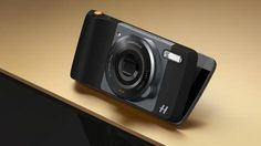IFA 2016: The Hasselblad True Zoom makes the Moto Z look and feel like a real camera Read more Technology News Here --> http://digitaltechnologynews.com The Hasselblad True Zoom is a 10x optical zoom camera that snaps on to the Moto Z smartphone using magnets and has to be the most ambitious Moto Mod we've seen yet.  If you feel short-changed by the 21MP camera on the Moto Z or the 16MP camera on the Moto Z Play not forgetting the restrictive fixed lens on both then this could be the…