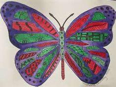 Image Detail for - Zentangle Butterflies Acorns To Oaks, Pen Designs, Butterfly Project, Zentangle, Tatoos, Butterflies, Detail, Projects, Image