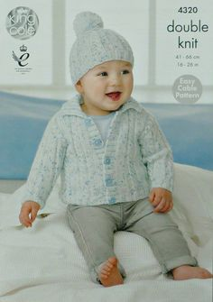 Gorgeous Baby Knitting Patterns on Pinterest Baby Knitting Patterns, Knitti...