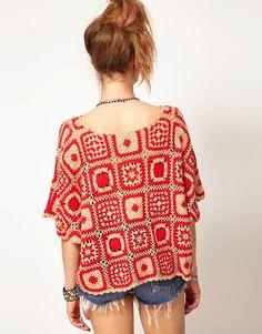 crochet moschino - Google Search