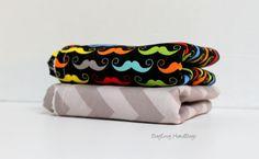 BagEnvy Handbags'  Burp Cloths   Set Of 2   Geeky by BagEnvy