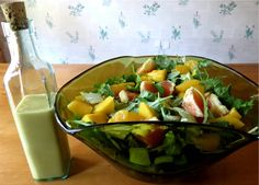 Citrus and mango salad--a recipe from Vegetarian Delights.    Pick up Vegetarian Delights for just 99 CENTS in PDF (printable) and other formats at   smashwords.com    or at Barnes and Noble's Nook store     or at Amazon's Kindle Store     or at my website vilaspiderhawk.com