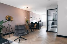 Home Living Room, Living Room Decor, Living Area, Chill Room, House Inside, Living Room Inspiration, New Homes, House Design, Interior Design