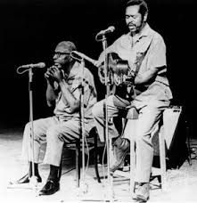 These two do not need any introduction...one of the first Blues' acts I was introduced to by my older brother...never forgot it.
