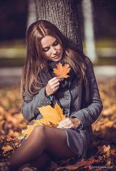 осенняя фотосессия идеи для девушки: 55 тыс изображений найдено в Яндекс.Картинках